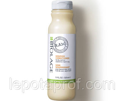 Кондиционер для сухих волос MatrixBIOLAGE R.A.W. NOURISH 325 ml