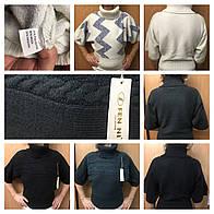 Женский свитер-болеро  оптом в ассортименте