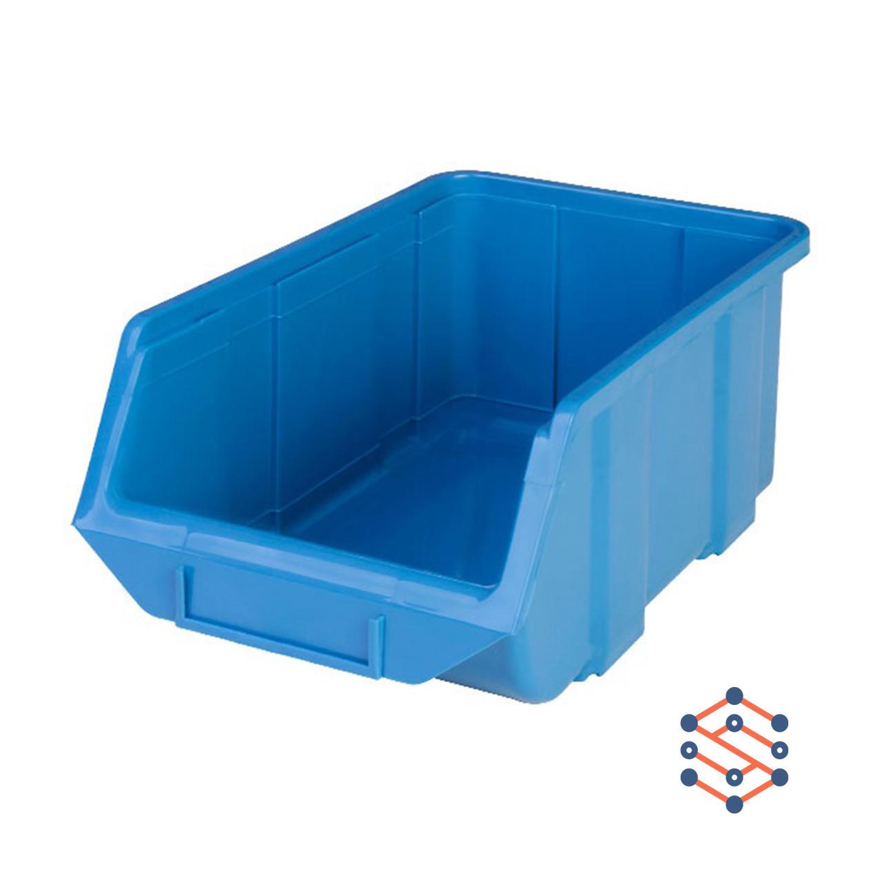 Пластиковий контейнер - А300 219х368х148 мм