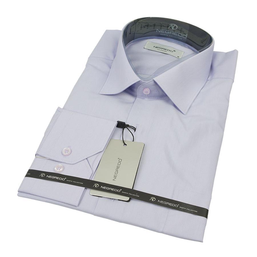 Мужская классическая рубашка Negredo 31028 Сlassic