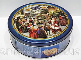 Печенье Рождественское Butter Cookies  в ж/б Австрия 454 г