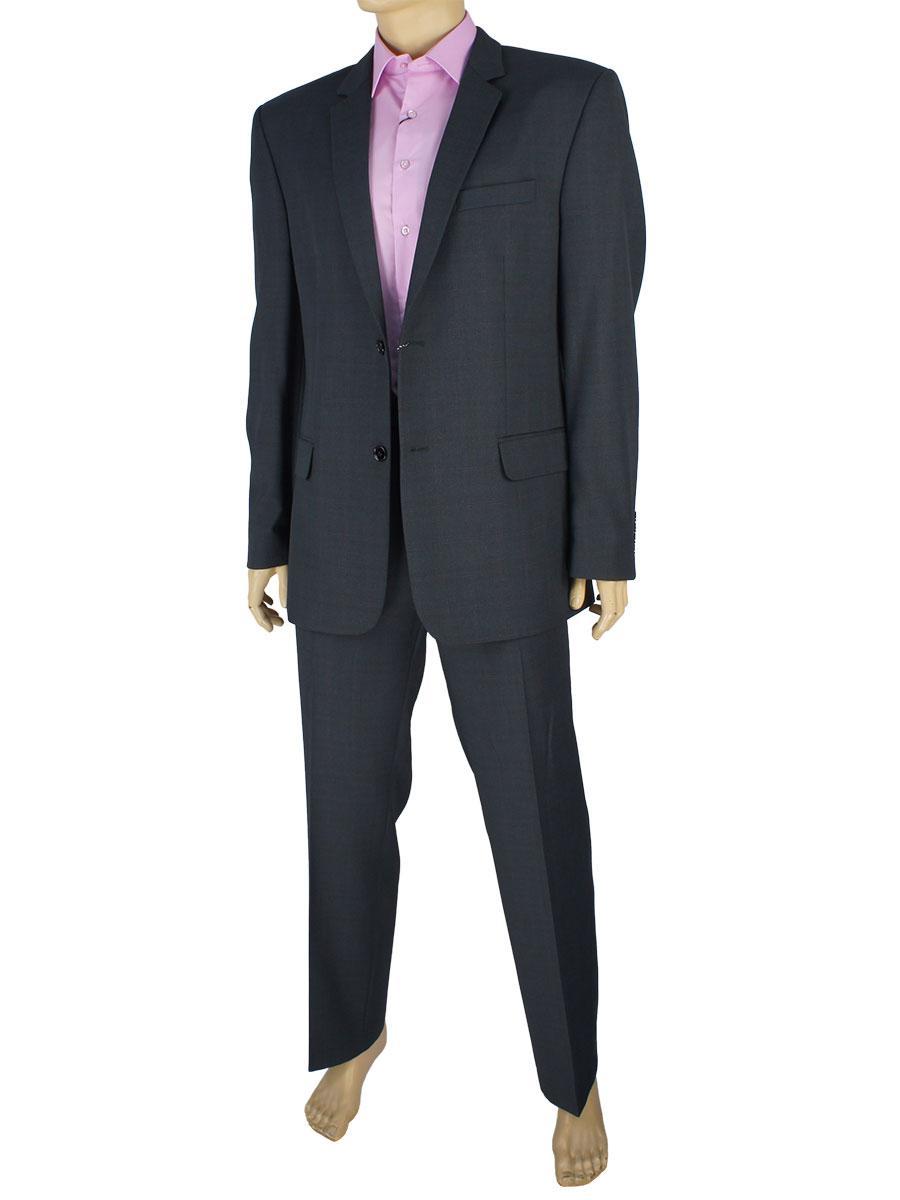 Классический мужской костюм Legenda Class 144 темно-серого цвета