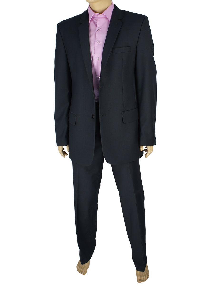 Мужской костюм Legenda Class 10350 в темно-сером цвете