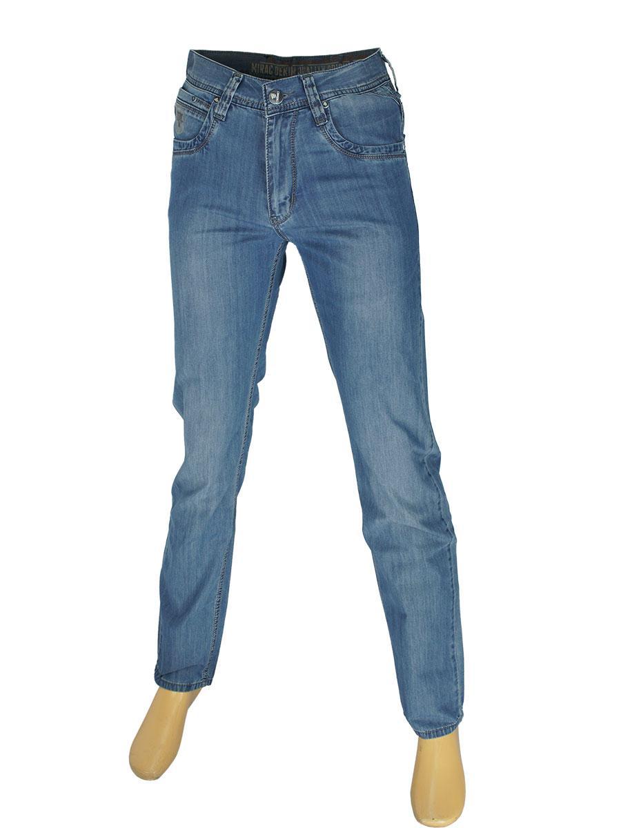 Мужские летние джинсы Mirac M:2353 P.N.195