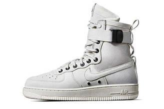 Мужские кроссовки Nike Air Force SF1 White| мужские кроссовки найк аир форс белые оригинал