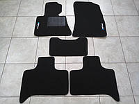 Резиновые коврики BMW X5 E53 с логотипом, фото 1