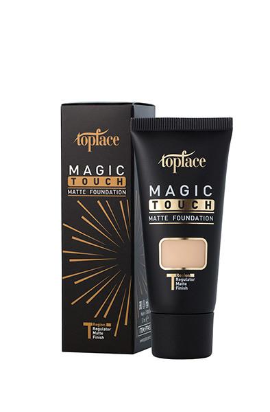 Тональный крем TopFace Magic Touch Matte