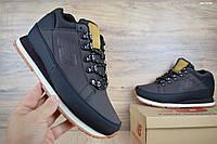 Мужские кроссовки зимние 45 размер New Balance 754 коричневые Реплика, фото 1