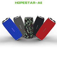 Портативная bluetooth колонка HOPESTAR A6