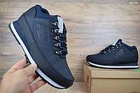 Мужские кроссовки зимние 43, 44 размер New Balance 754 синие Реплика, фото 1