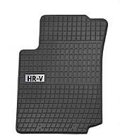 Резиновые коврики HONDA HRV HR-V 5d 1999-  с лого, фото 1