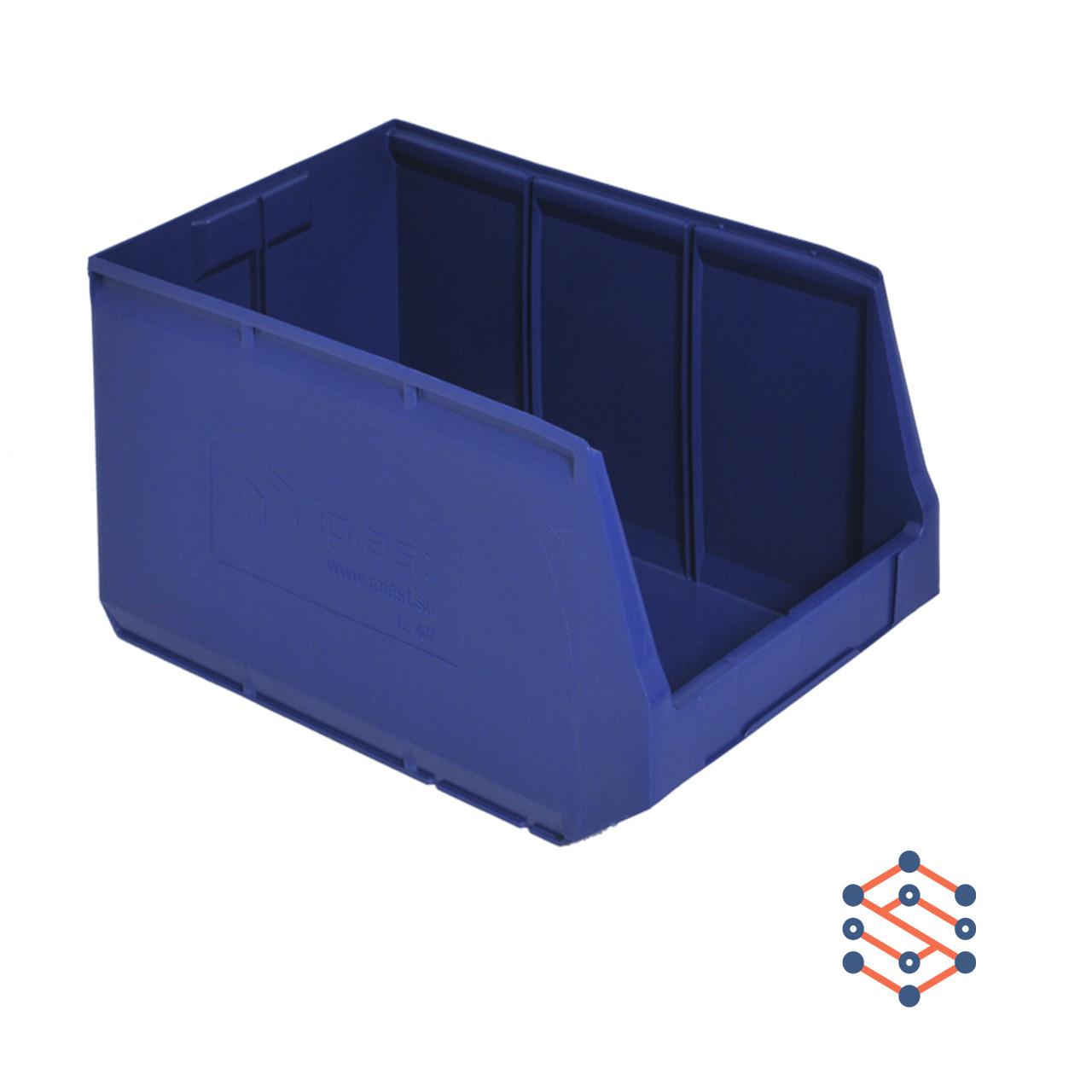 Пластиковый лоток Logic Store 12.407.1 (500х300х250 мм)