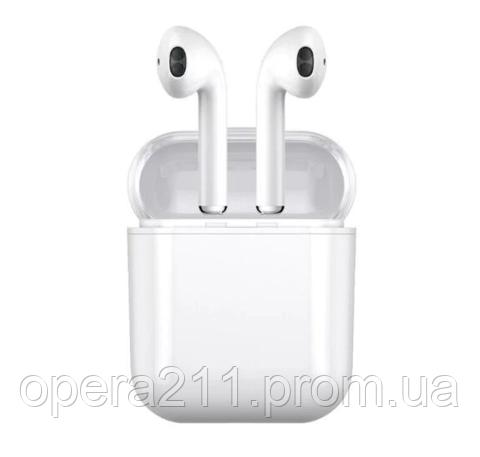 IFans беспроводные i8 наушники копия Apple Air Pods размеры оригинала
