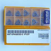 Пластина твердосплавная сменная 16IR AG60 VP15TF MITSUBISHI