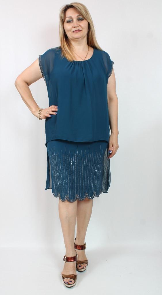Классическое платье для торжественных мероприятий