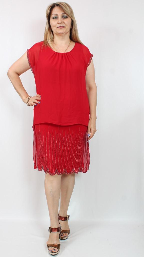 cb0eb5836ff Красное Платье для Торжественных Мероприятий — в Категории