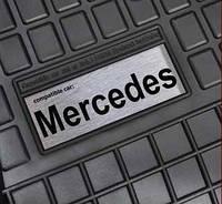 Резиновые коврики ЛОГОТИП Audi BMW Mercedes и др.