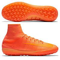 Сороконожки футбольные Nike MercurialX Proximo II TF 831977-888 р.45,5, фото 1