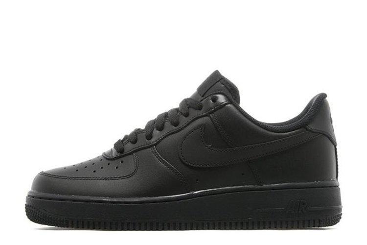 19f9dfa0 Мужские кроссовки Nike Air Force Low All Black | Мужские кроссовки найк аир  форс лоу черные