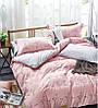 Комплект постельного белья сатин люкс bella villa евро размер SP-1001