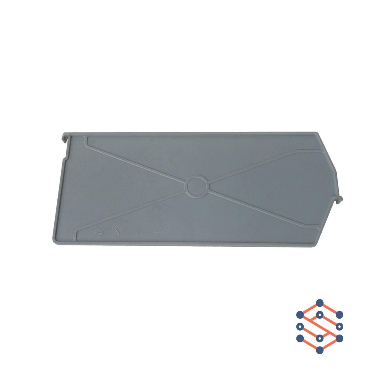 Перегородка разделительная по длине для лотка 12.406 (480х190 мм)
