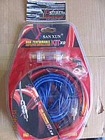 Набор проводов для подключения усилителя Audio на 2 канала RR-014