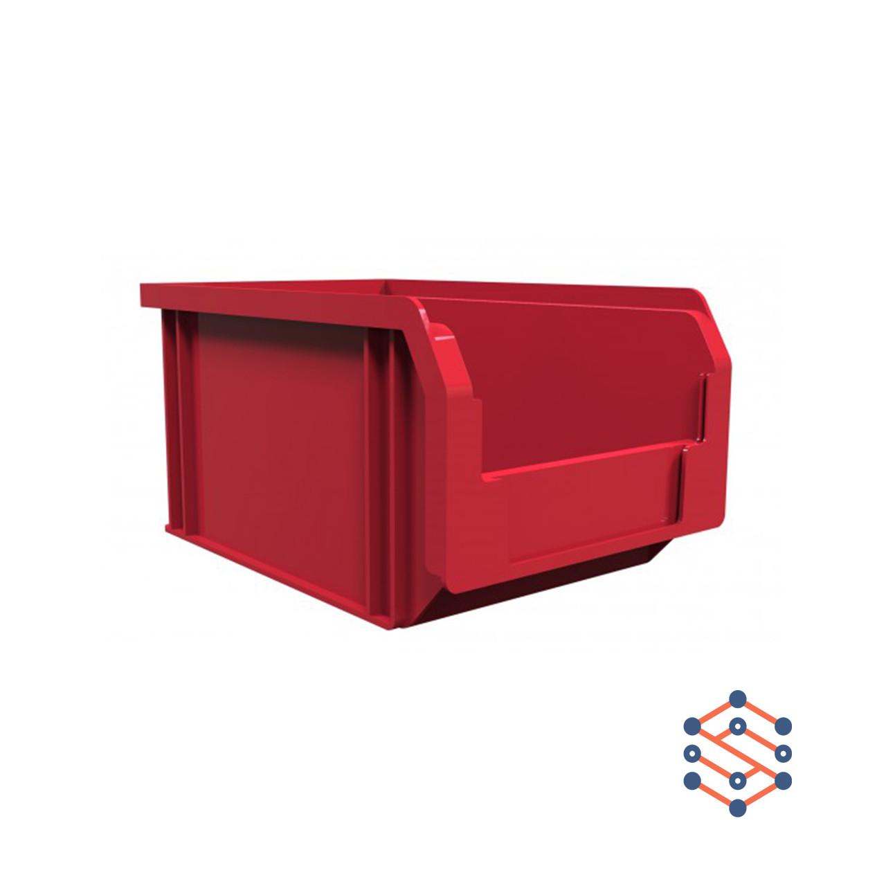 Ящик складской для метизов 702