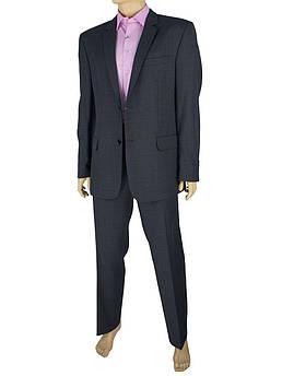 Класичний чоловічий костюм Legenda Class 144 темно-сірого кольору