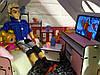 Кукольный Домик Большой Особняк Барби 5 комнат, 3 этажа + обои + шторы + мебель + текстиль + Box, фото 5