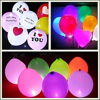 25pcs 1.7cm круглый LED шар свет лампы светящиеся шар света украшение дня рождения венчания 1TopShop