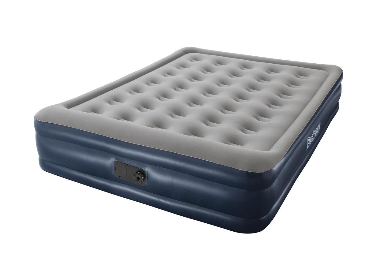 Велюровая кровать-матрас BESTWAY 67600