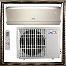 Кондиционер Сooper&Hunter CH-S18FTXHV-B до 50 кв.м.Серия Vip Inverter до -30С на обогрев