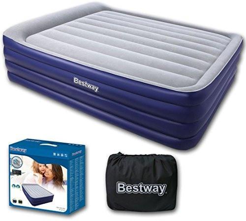 Велюровая кровать-матрас BESTWAY 67528