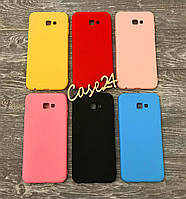 TPU чехол накладка Candy для Samsung Galaxy J4 Plus 2018 (6 цветов)