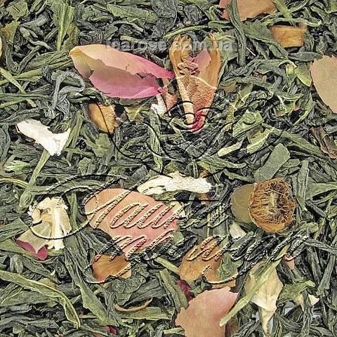 Зелений чай «Імбирна грація»