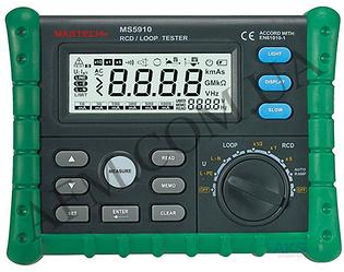 +Мультиметр с цифровым дисплеем MASTECH MS5910