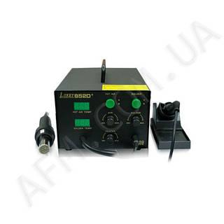 Термовоздушная паяльная станция Luckey 852D+(компрессорная)