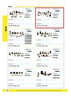 Комплект ремонтный направляющих суппорта KNORR CKSK32 1622786 DAF 42541412 IVECO 81508226019 MAN