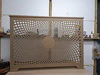 Декоративный экран-2 для батарей из МДФ