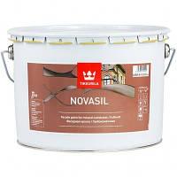 Novasil Tikkurila (Новасил Тиккурила ) фасадная краска MRA 9 л.
