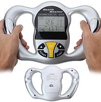 Цифровий вимірювач аналізатор жиру в організмі Health Monitor, фото 1