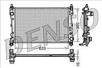 Радіатор охолодження Fiat Doblo 1.3 MJTD 09-
