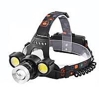 Налобный фонарик BL-878-T6