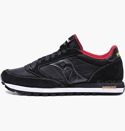 Мужские кроссовки Saucony JAZZ ORIGINAL Black 2044-251, оригинал, фото 2