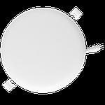 Світлодіодний світильник врізний 1-MSP-2441-C MAXUS SP edge 24W 4100К Коло, фото 2