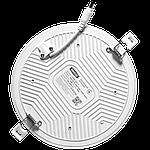 Світлодіодний світильник врізний 1-MSP-2441-C MAXUS SP edge 24W 4100К Коло, фото 4