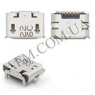 Коннектор Motorola XT910 Droid RAZR/  XT912/  XT1092/  XT1093/  XT1094/  XT1095/  XT1096/  XT1097/  MB525