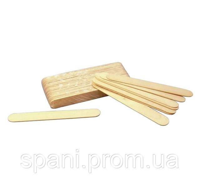 Шпатели для депиляции деревянные стандартные, 50 шт