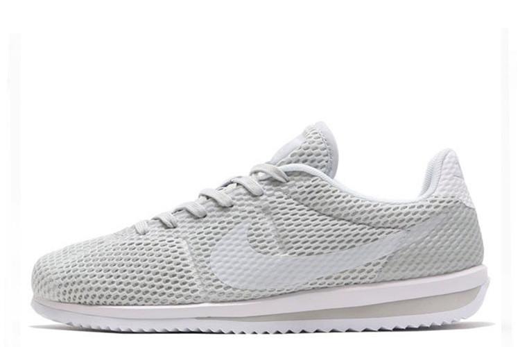 ba654cc3 Мужские кроссовки Nike Cortez Ultra BR Grey | найк кортез ультра серые