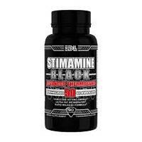 Жиросжигатель Innovative Labs Stimamine Black ECA 50 mg, 90 caps